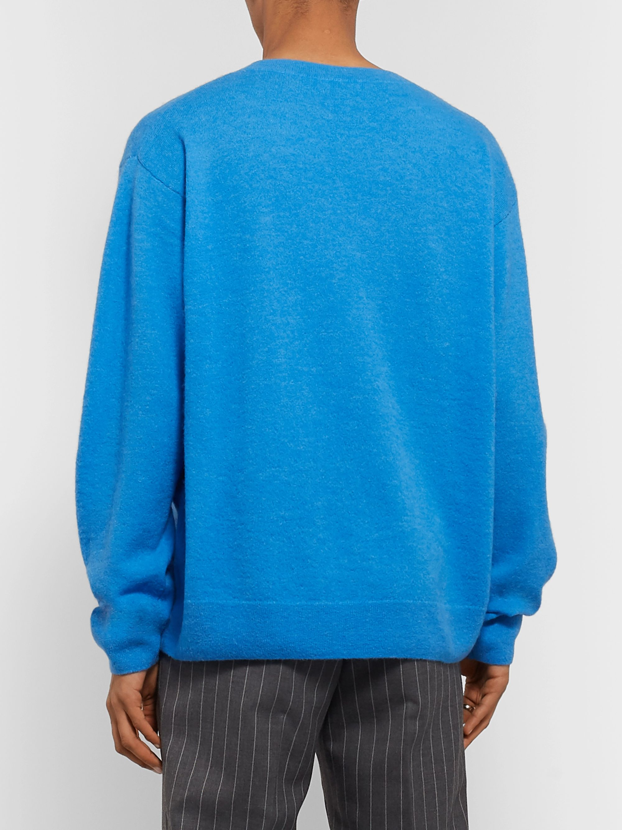 Dries Van Noten Knitted Sweater