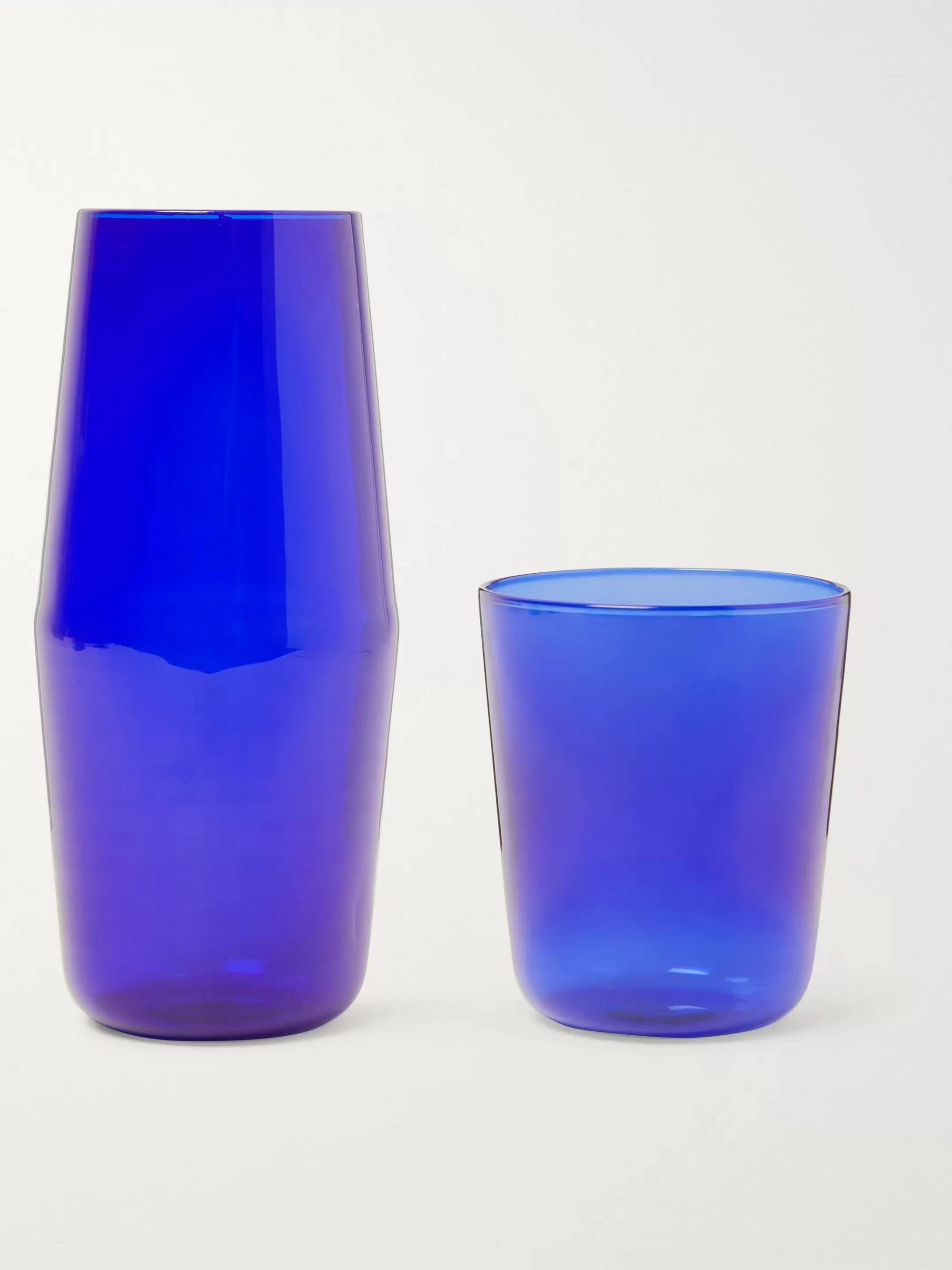 R+D.LAB Luisa Bon Nuit Carafe and Glass Set