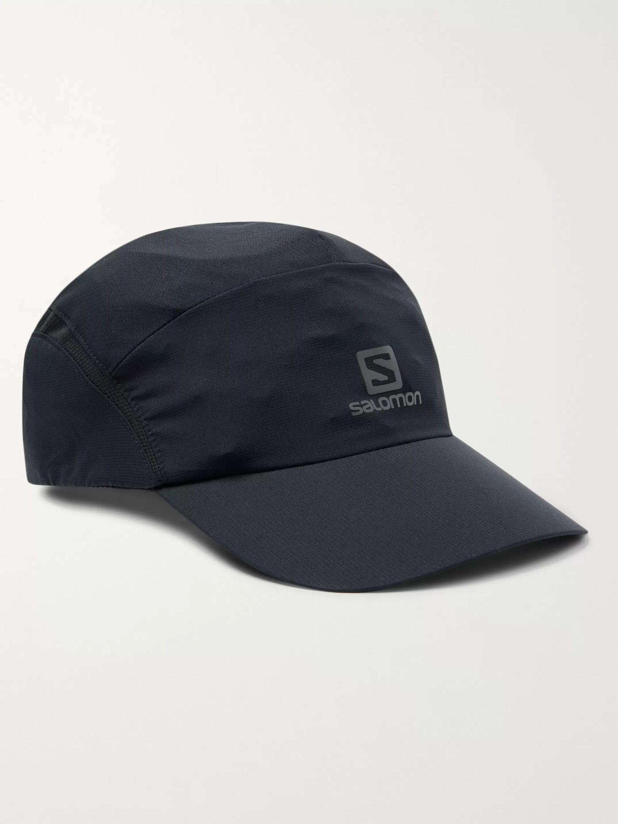nouveau concept 57f12 88491 XA Logo-Print Stretch-Shell Running Cap