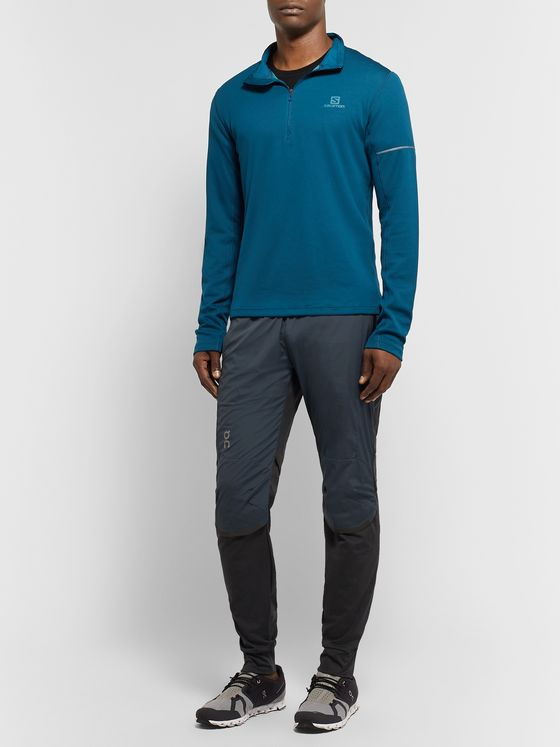 Salomon Agile Stretch-Knit Mid-Layer