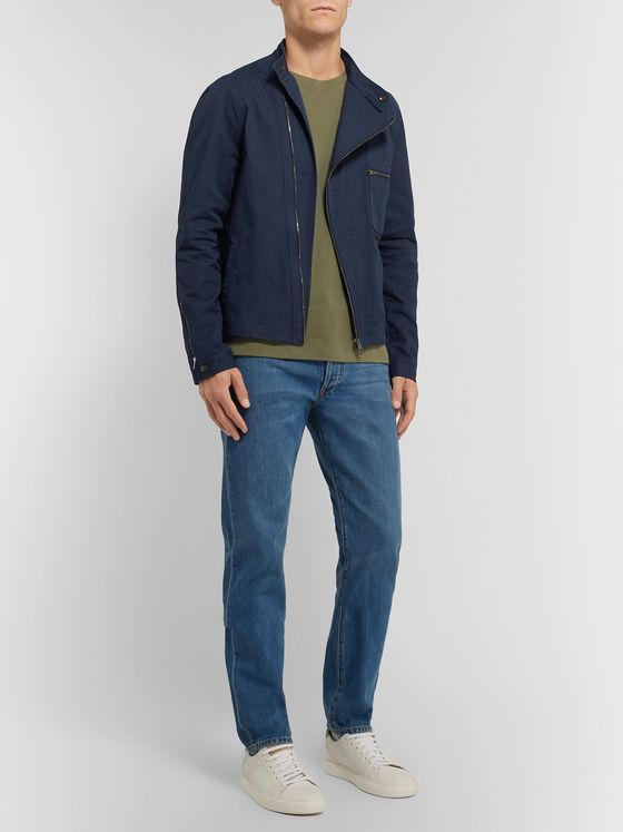 Connolly + Goodwood Cotton-Twill Jacket