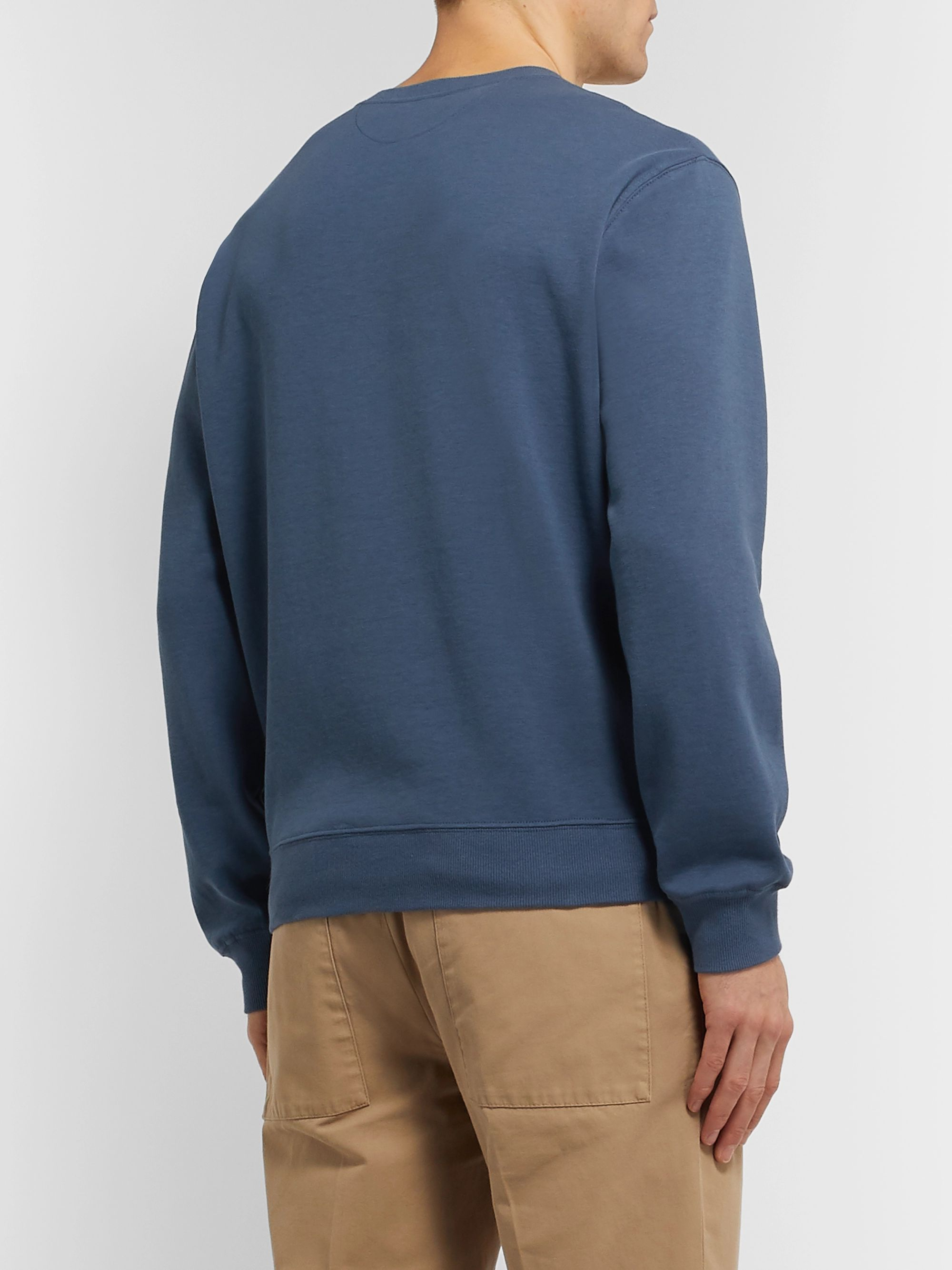 Brunello Cucinelli Cotton-Blend Sweater