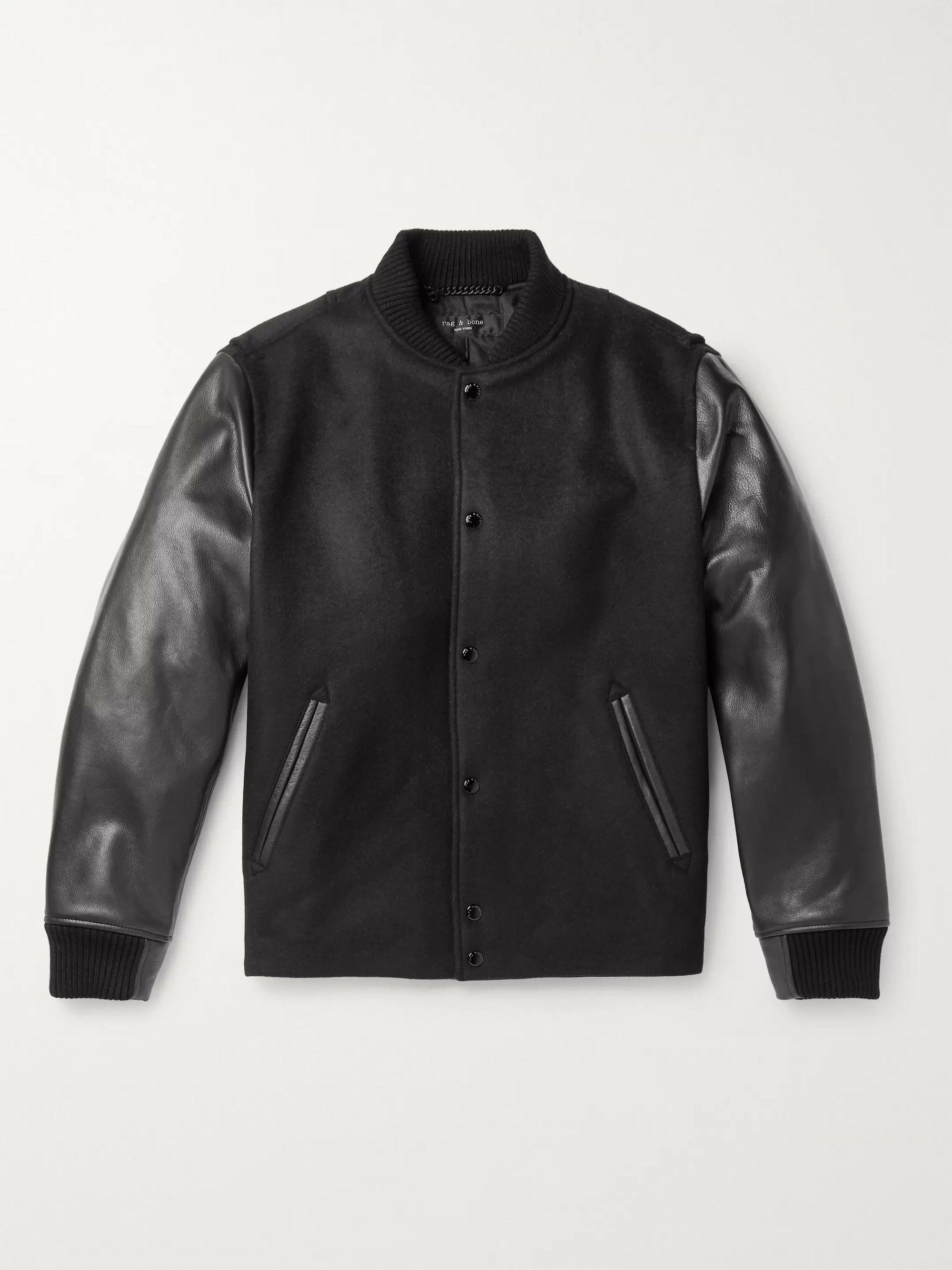 boulder-leather-and-wool-blend-bomber-jacket by rag-&-bone
