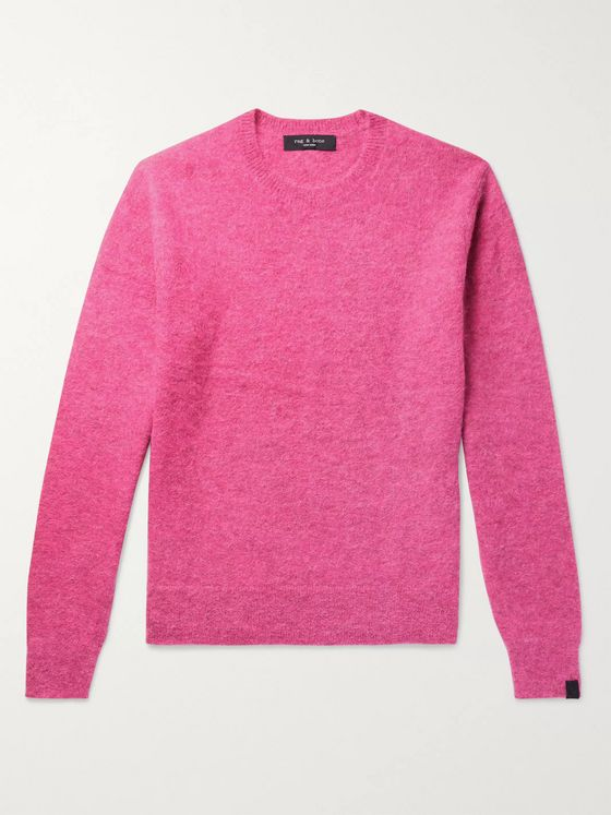 rag & bone Arnie Alpaca-Blend Sweater