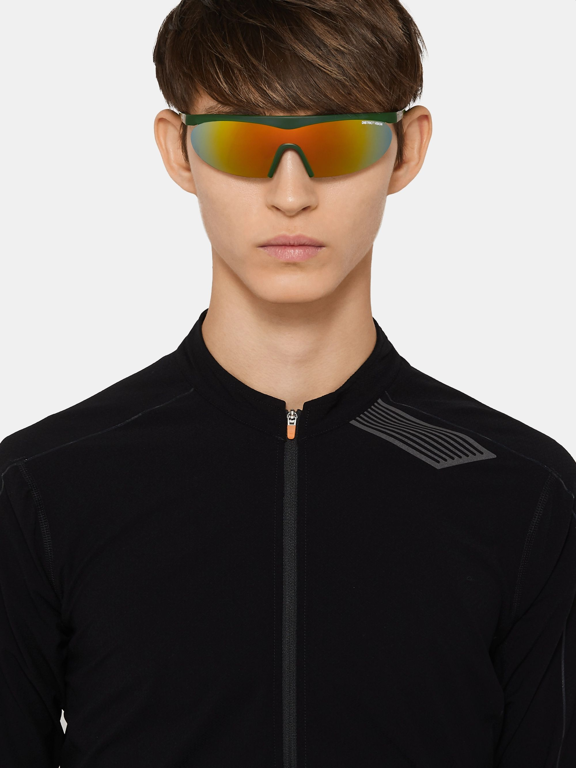DISTRICT VISION Koharu Polycarbonate and Titanium Sunglasses