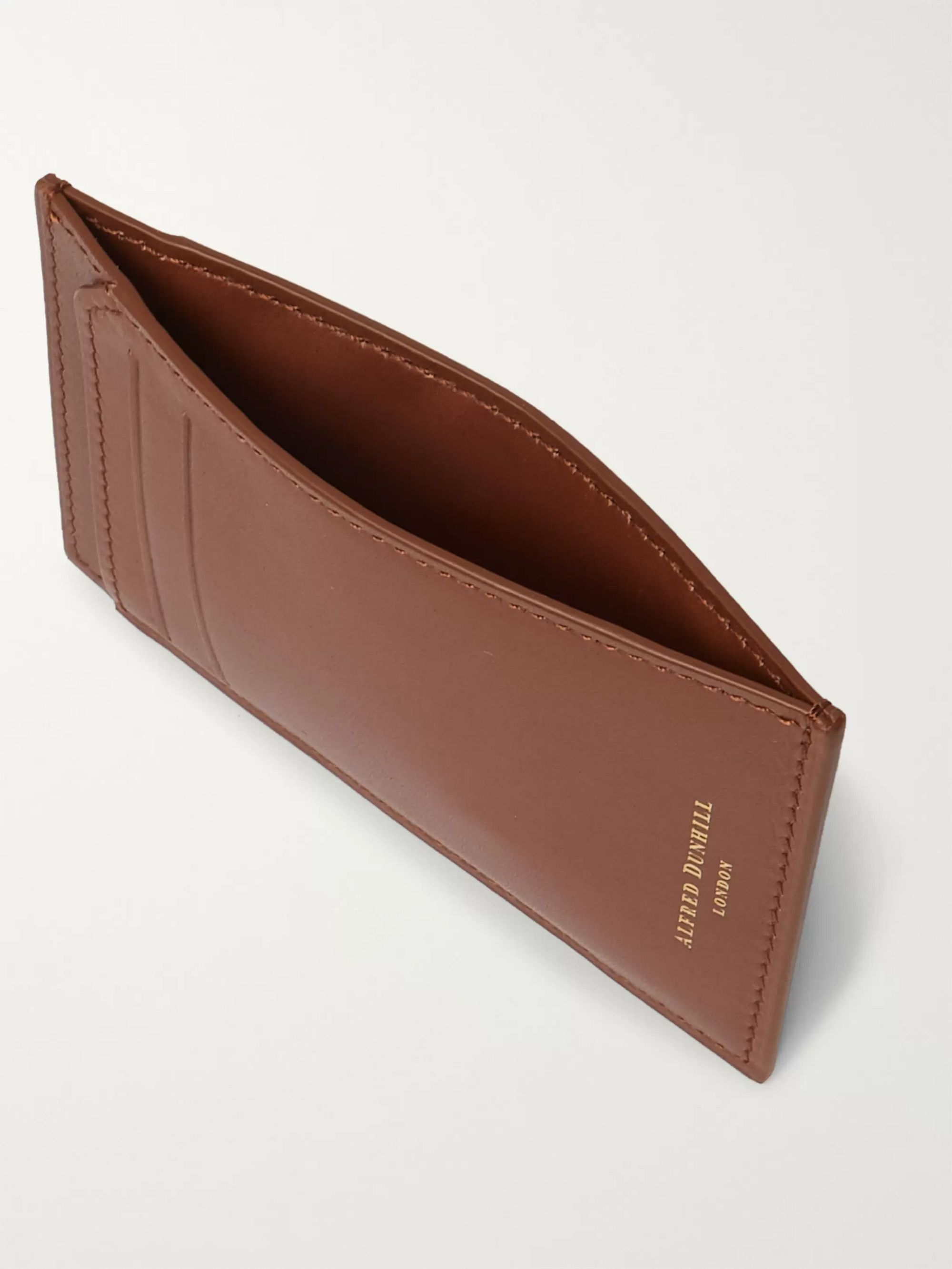 Dunhill Leather Cardholder