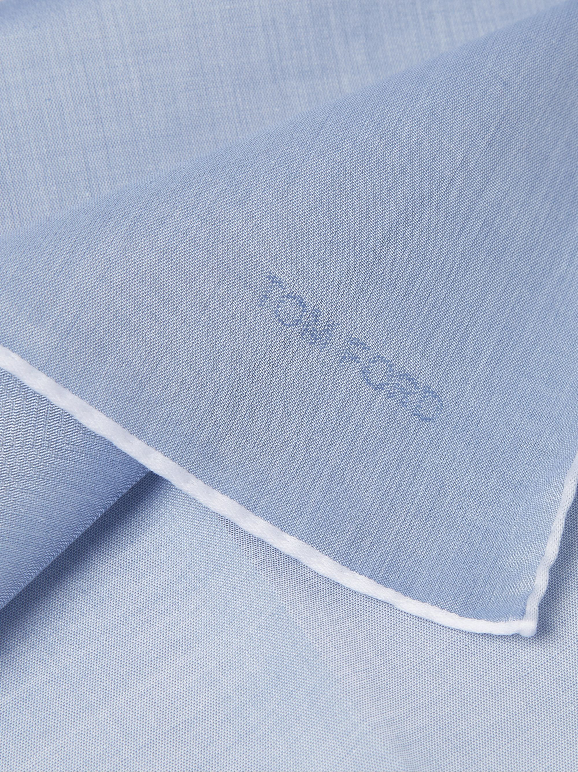 TOM FORD Cotton Pocket Square