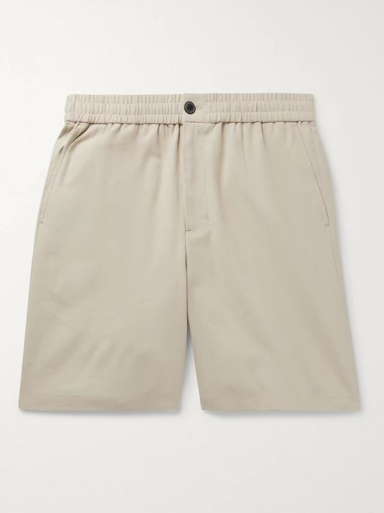 AMI Cotton Bermuda Shorts