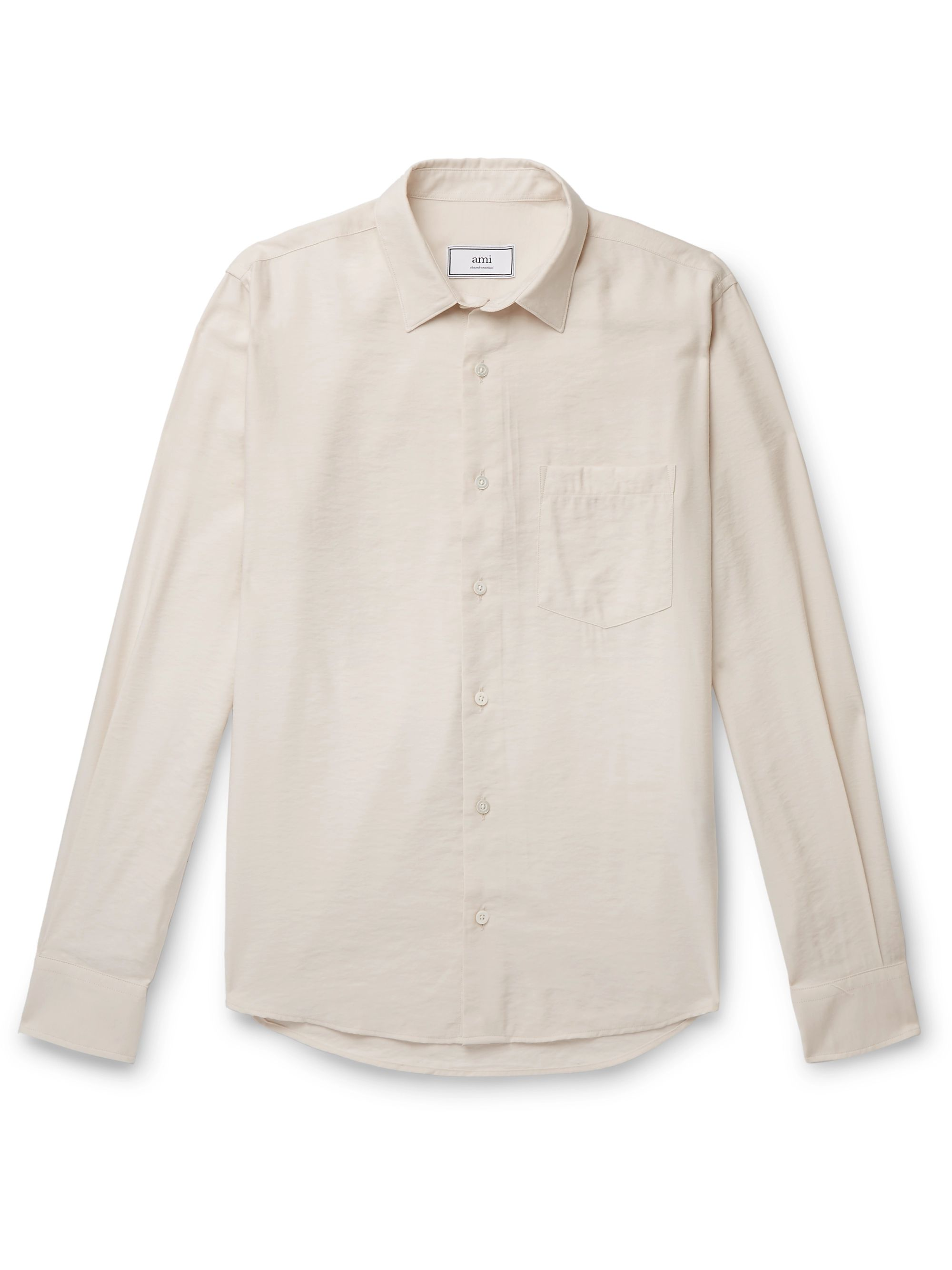 AMI Slim-Fit Woven Shirt