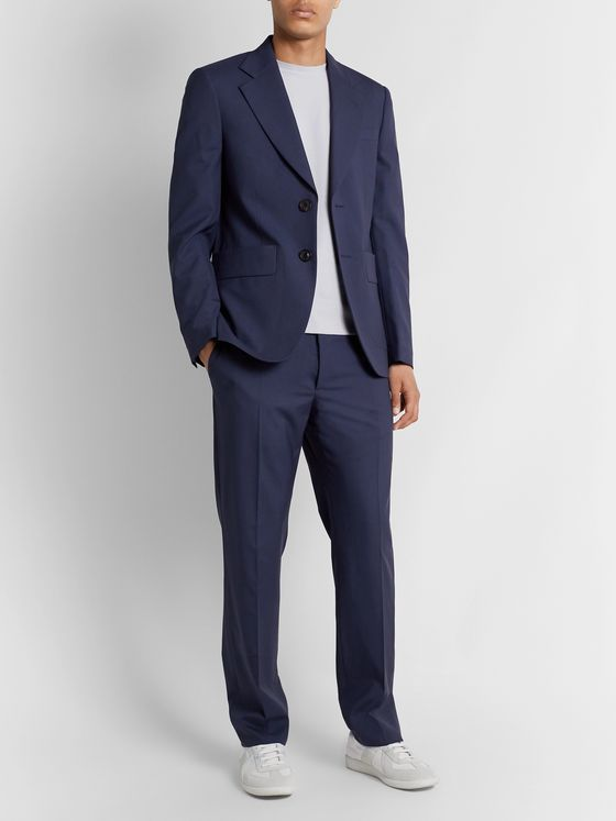 Maison Margiela Virgin Wool Suit