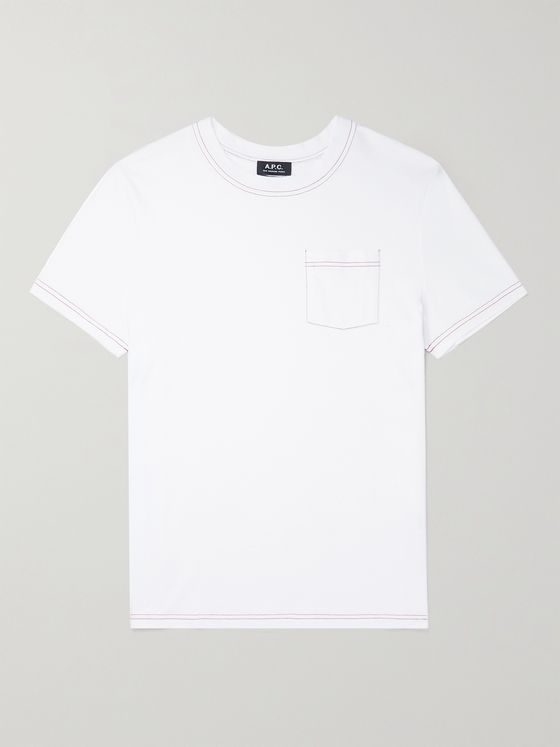 A.P.C. Axel Cotton-Jersey T-Shirt
