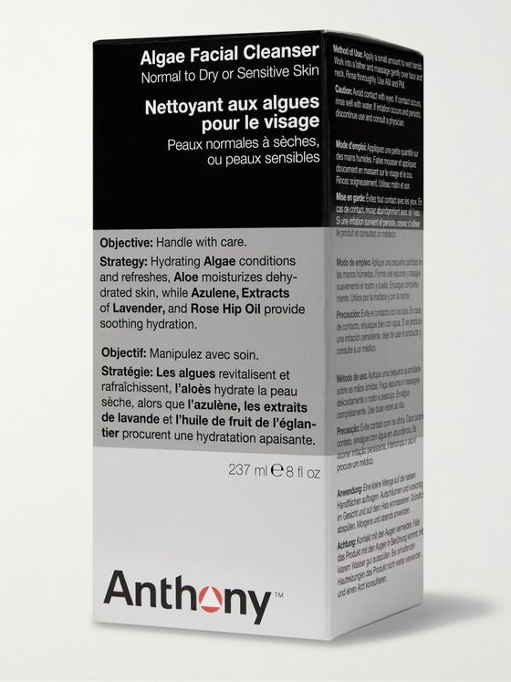 Anthony Algae Facial Cleanser, 237ml