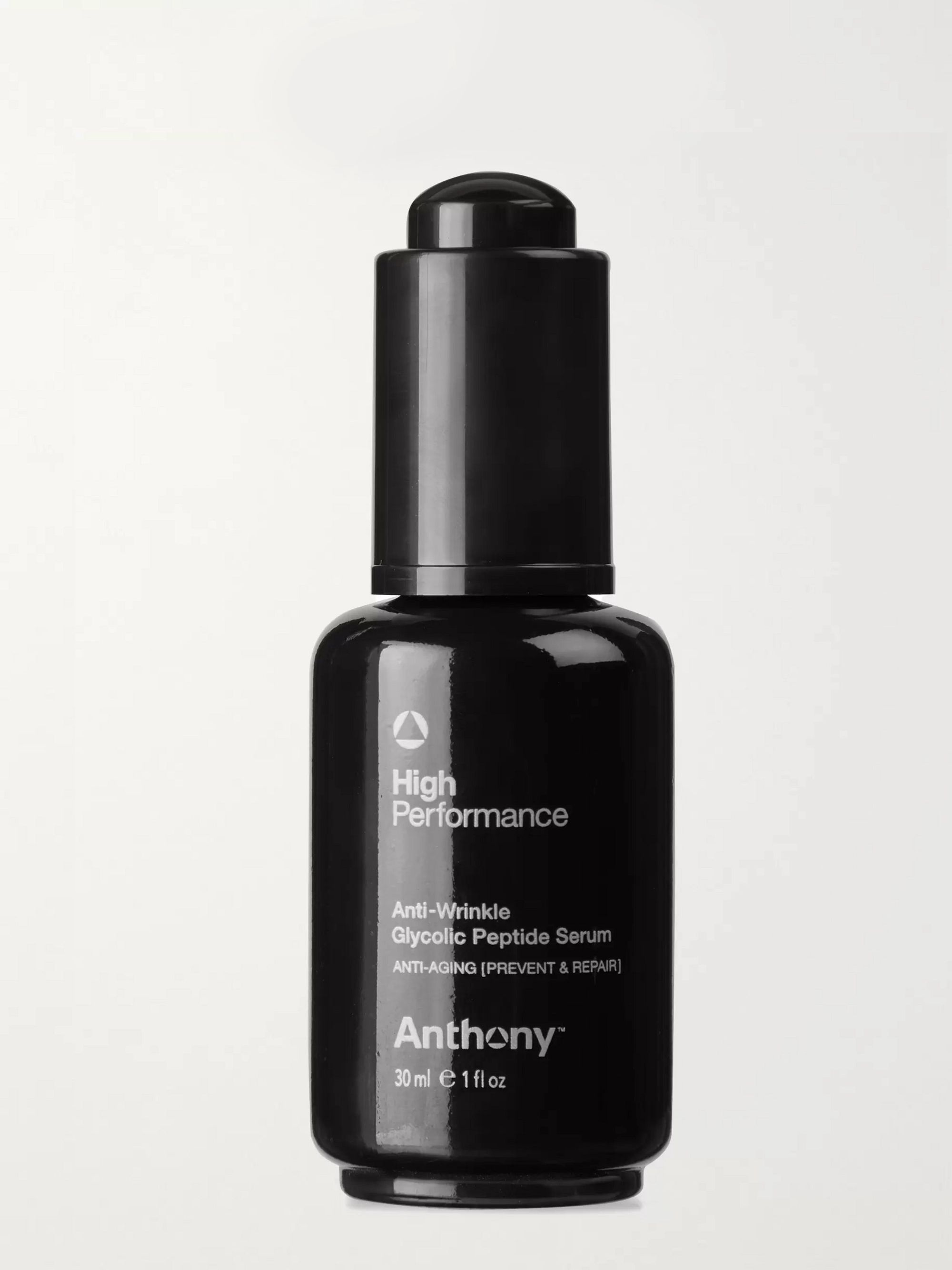 Anthony High Performance Anti-Wrinkle Glycolic Peptide Serum, 30ml