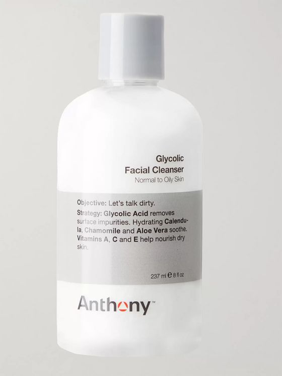 Anthony Glycolic Facial Cleanser, 237ml