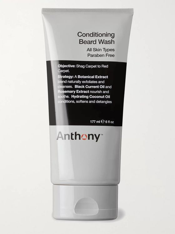 Anthony Conditioning Beard Wash, 177ml