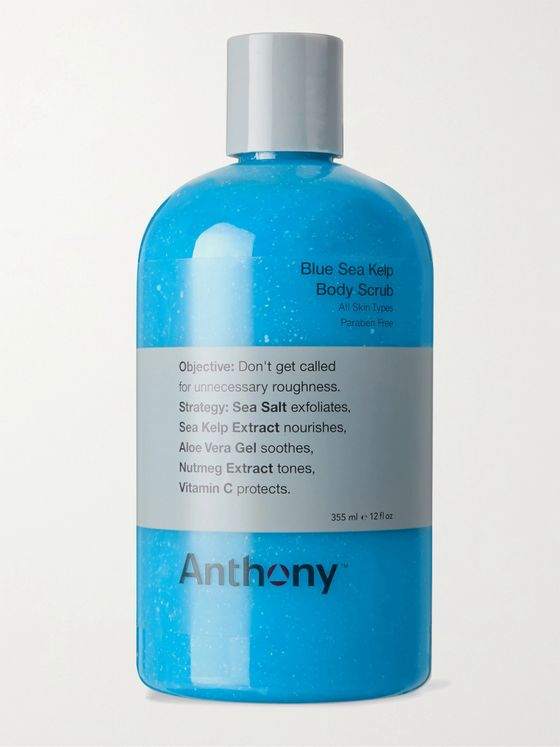 Anthony Blue Sea Kelp Body Scrub, 355ml