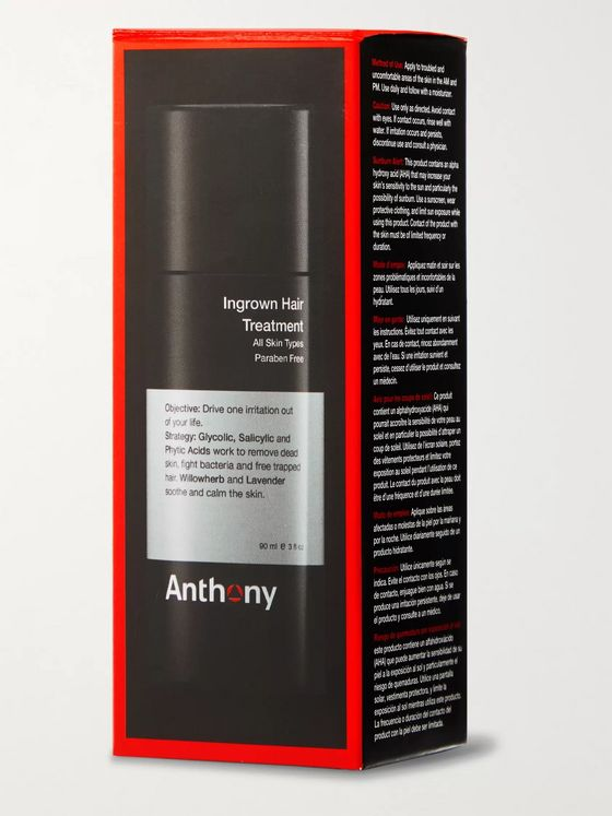 Anthony Ingrown Hair Treatment, 90ml