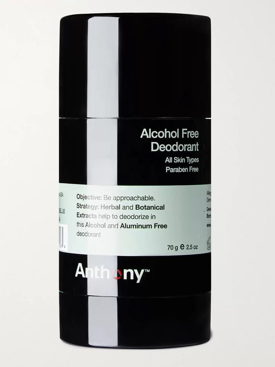 Anthony Alcohol Free Deodorant, 70g