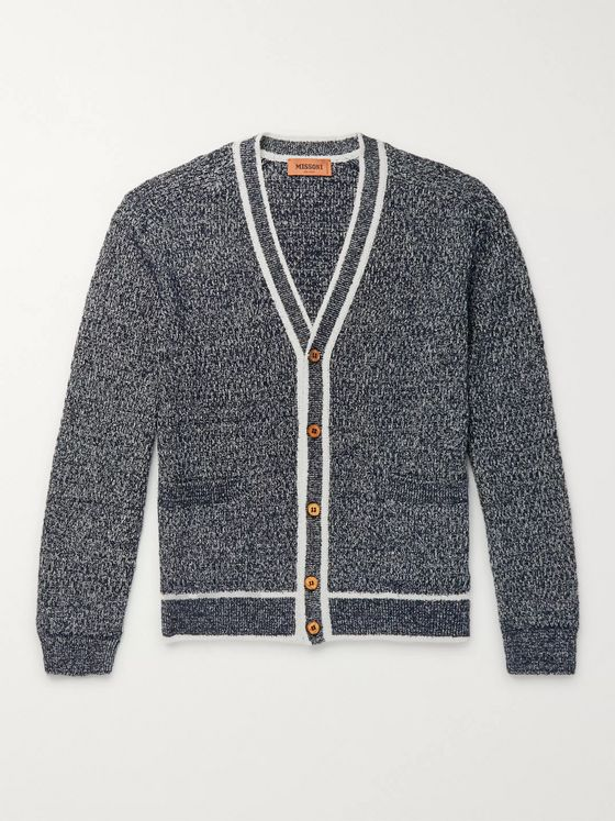 Missoni Mélange Cotton Cardigan