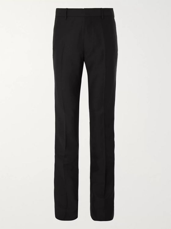 AMIRI Embellished Woven Trousers