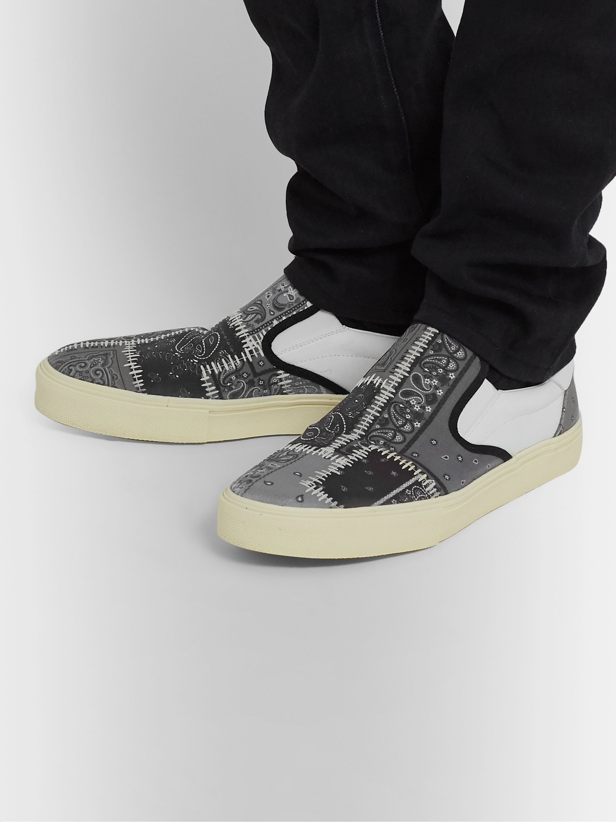 Bandana sneakers | Etsy