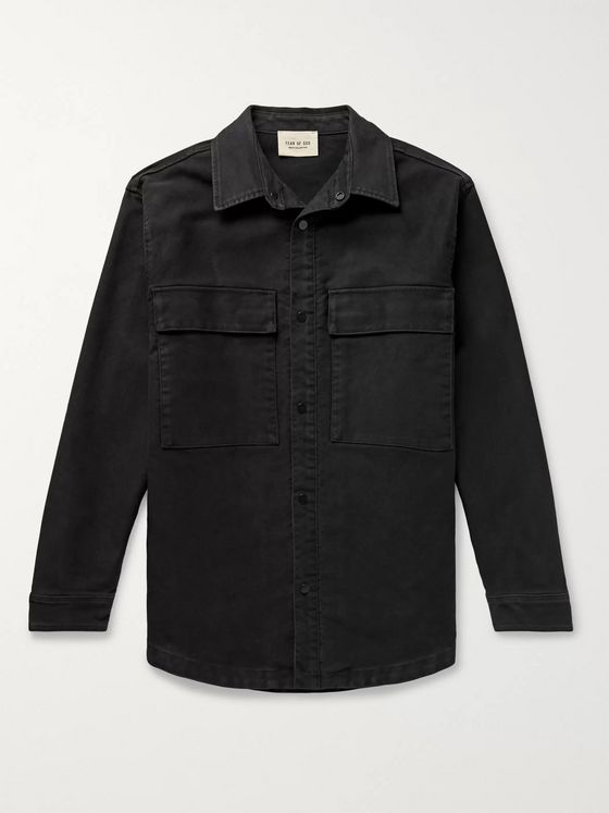 Fear of God Cotton-Canvas Overshirt