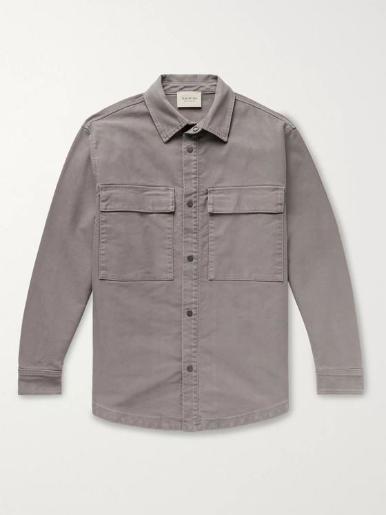 Fear of God Cotton Overshirt