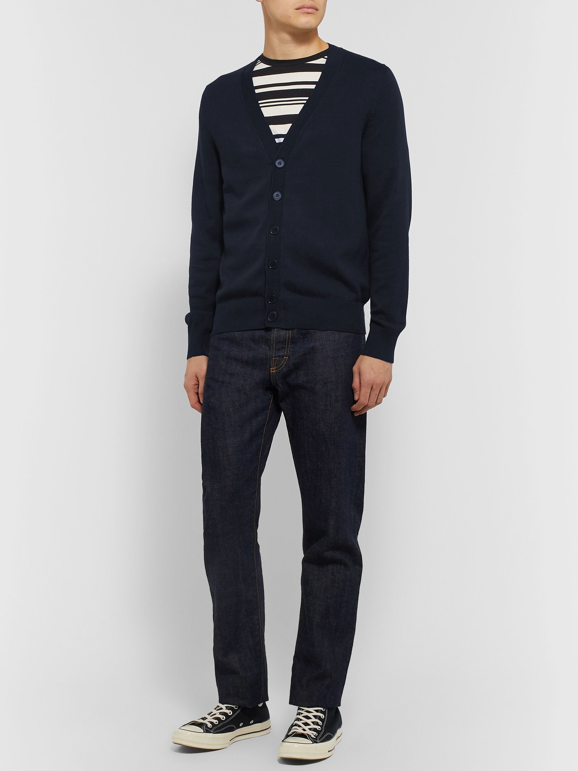 A.P.C. Joseph Cotton Cardigan