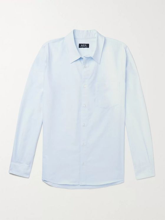 A.P.C. 92 Cotton Oxford Shirt