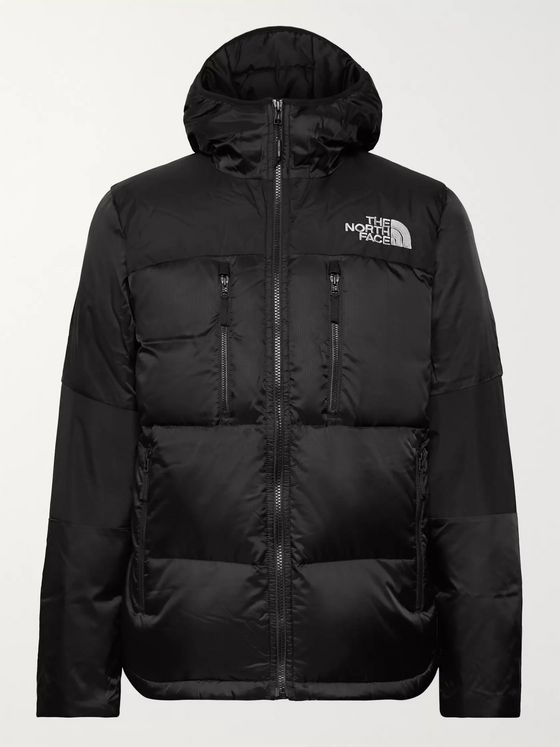 The North Face Himalayan Nylon-Ripstop Hooded Parka