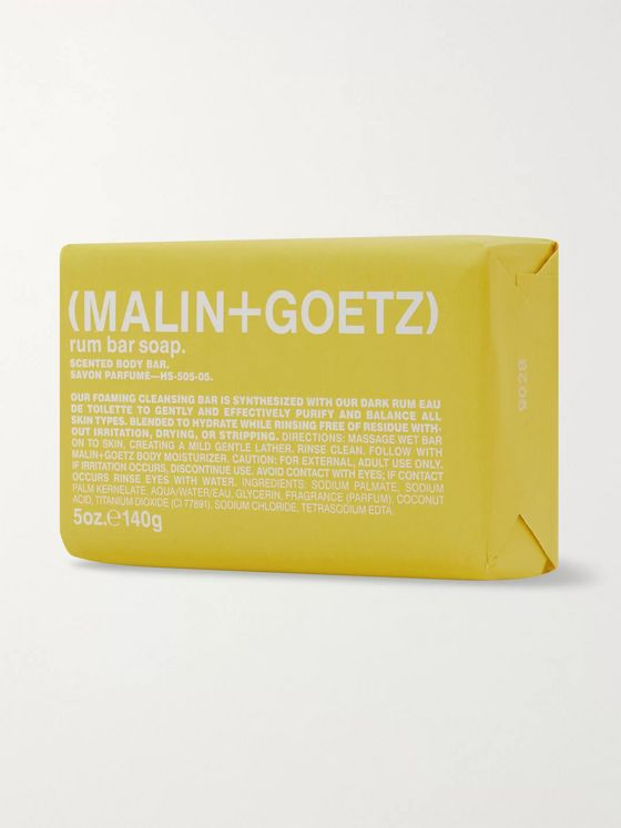 MALIN + GOETZ Rum Bar Soap, 140g