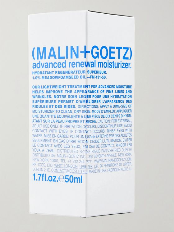 MALIN + GOETZ Advanced Renewal Moisturizer, 50ml