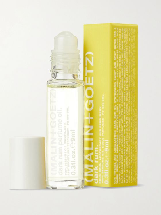 Malin + Goetz Dark Rum Roll-On Perfume Oil, 9ml
