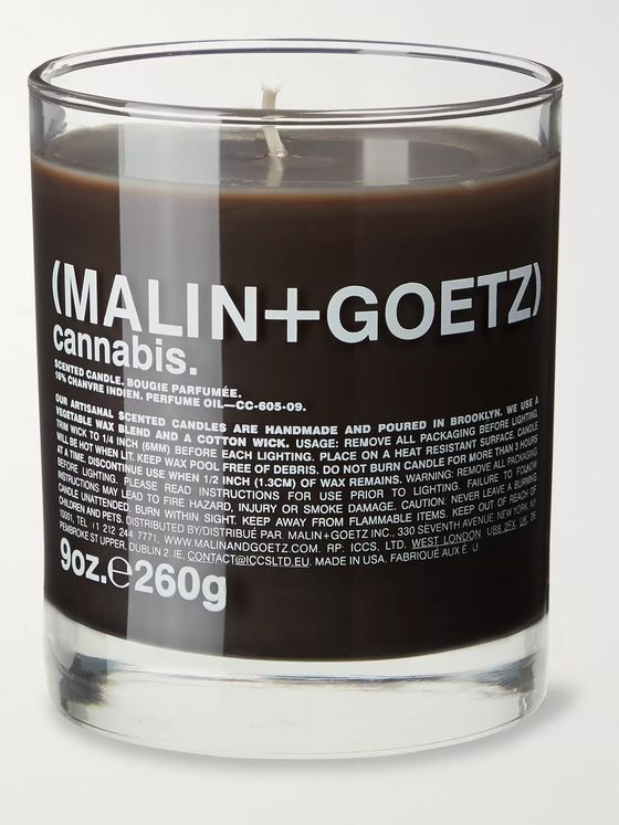 Malin + Goetz Cannabis Scented Candle, 260g