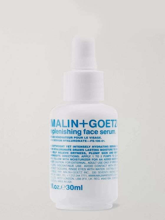 Malin + Goetz Replenishing Face Serum, 30ml