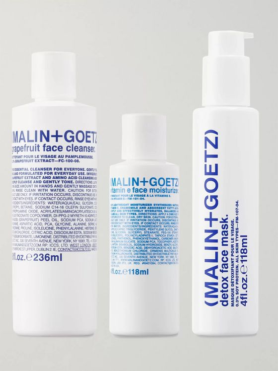 MALIN + GOETZ Saving Face Gift Set