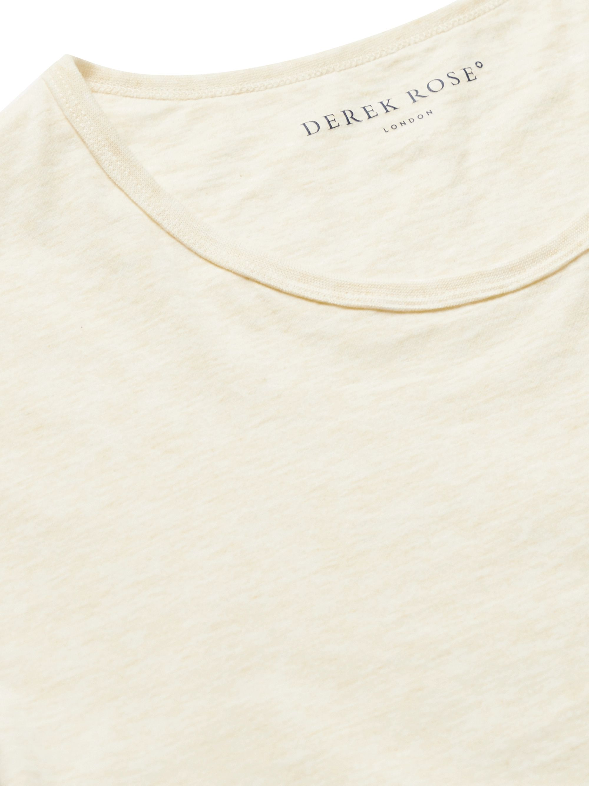 Derek Rose Reece Cotton-Jersey T-Shirt