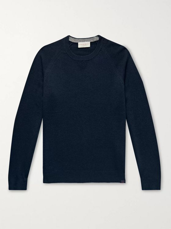 Derek Rose Finley Cashmere Sweater