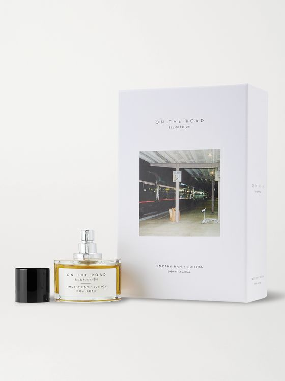 TIMOTHY HAN / EDITION On the Road Eau de Parfum, 60ml
