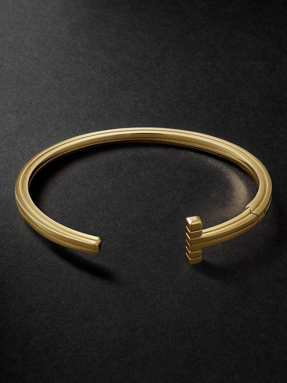TOM FORD 18-Karat Gold Cuff