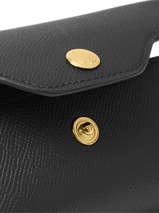 TOM FORD Full-Grain Leather Sunglasses Case