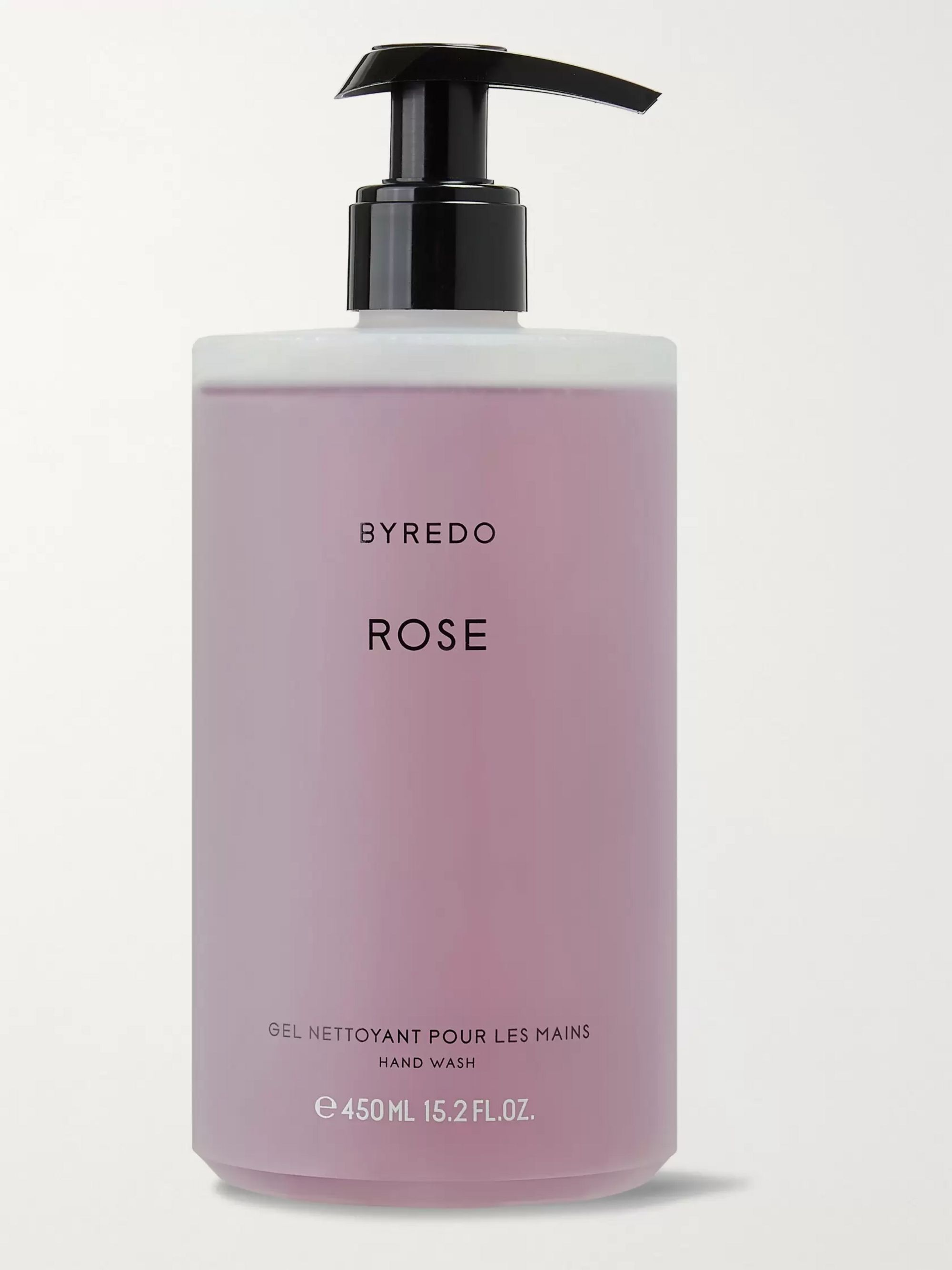 BYREDO Hand Wash - Rose, 450ml