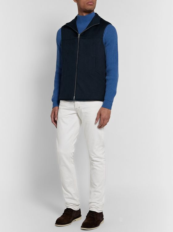 Loro Piana Storm System Cashmere Gilet