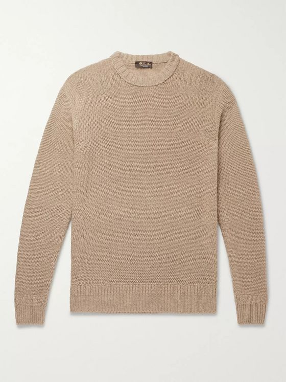 LORO PIANA Baby Cashmere Sweater