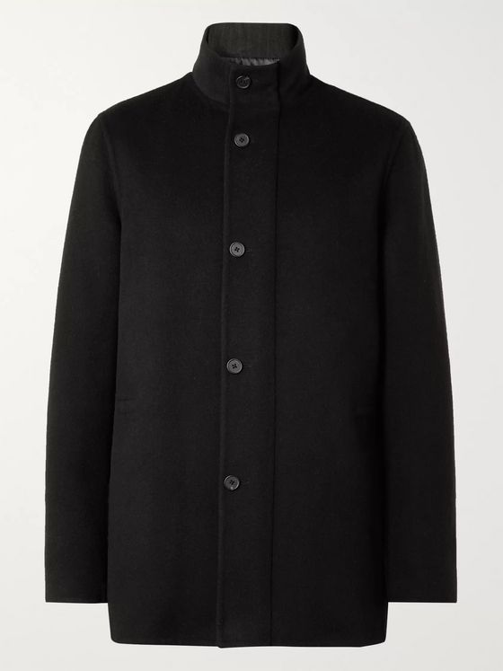 THE ROW Darren Double-Faced Cashmere Field Jacket