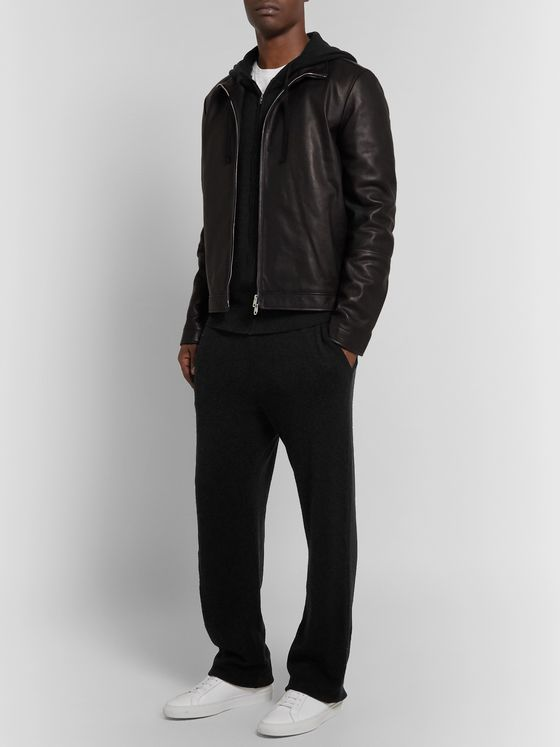 THE ROW Felix Slim-Fit Cashmere Sweatpants