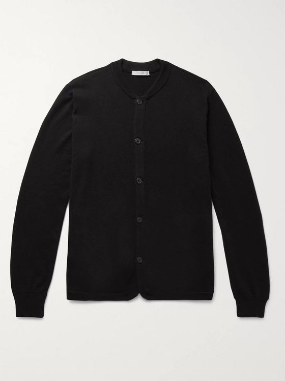 THE ROW Wes Cashmere Cardigan