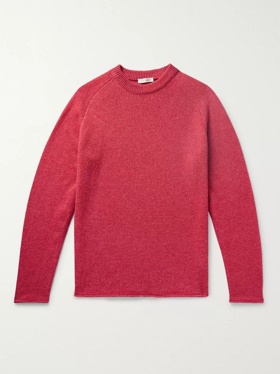 The Row Ulmer Cashmere Sweater
