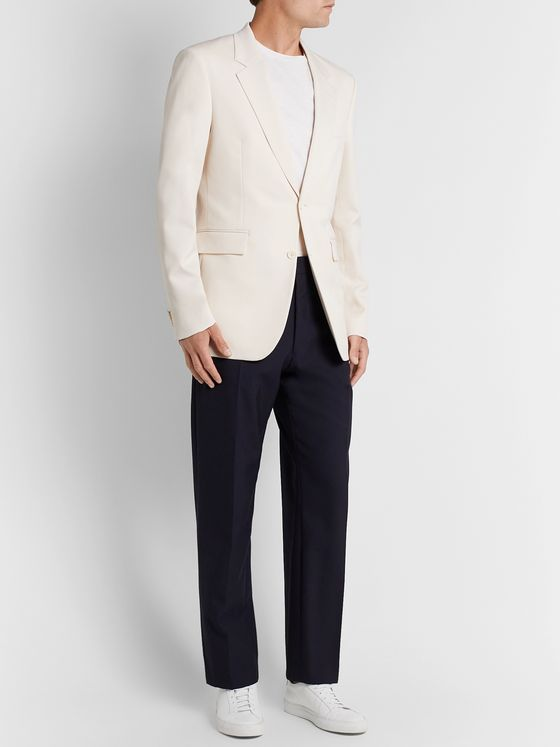 THE ROW Noah Wool-Blend Blazer