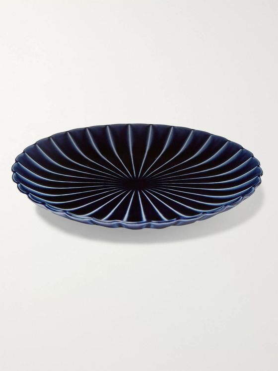 Roman & Williams Guild + Kaneko Kohyo Ceramic Dinner Plate